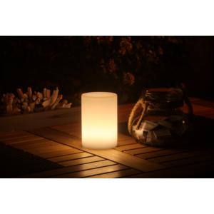Henger alakú asztali LED lámpa